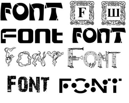 русские шрифты граффити для фотошопа: